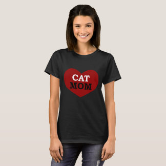 Cat Mum T-Shirt