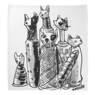 cat mummies do-rags