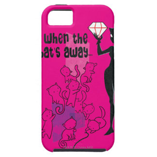 Cat Must Play iPhone 5 Case