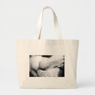 Cat Nap Jumbo Tote Bag