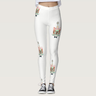 Cat obsession leggings