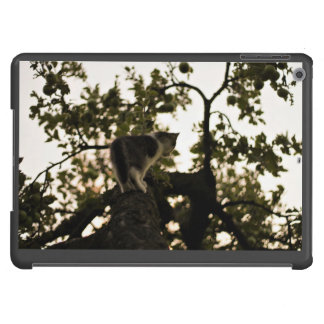 Cat on a tree iPad air cover