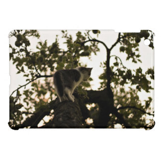 Cat on a tree case for the iPad mini