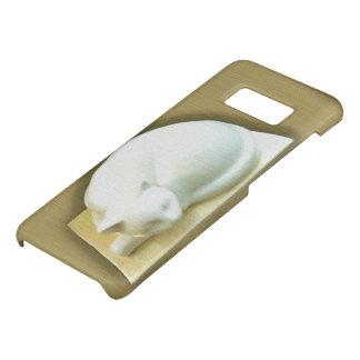 Cat on Gold Box II Case-Mate Samsung Galaxy S8 Case