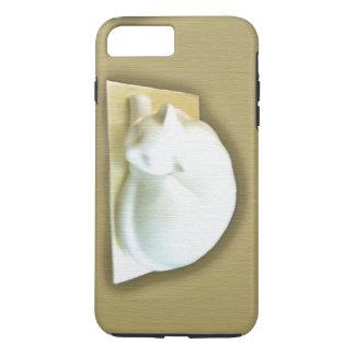 Cat on Gold Box II iPhone 8 Plus/7 Plus Case