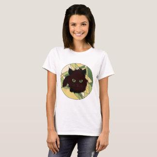 Cat on grass T-Shirt