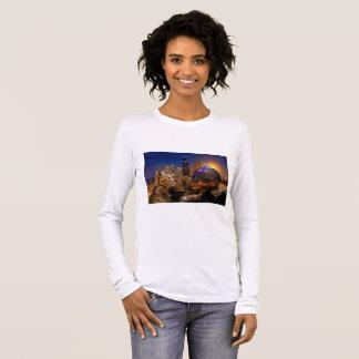 Cat Ornament Long Sleeve T-Shirt