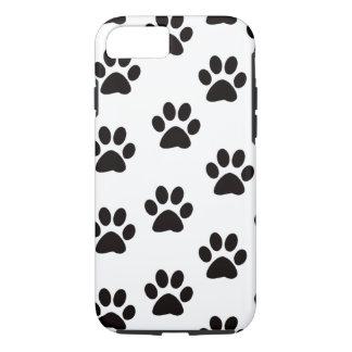 Cat Paw Prints iPhone 7 Case