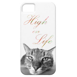 Cat Phone Case / High on Life