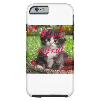 cat&phone tough iPhone 6 case