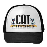 Cat Physics Hat