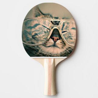CAT PING PONG PADDLE