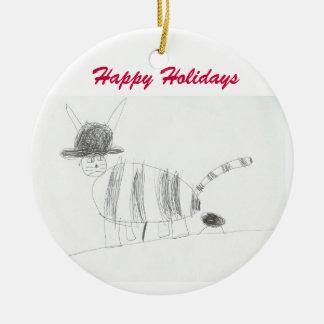 Cat Poo Ornament