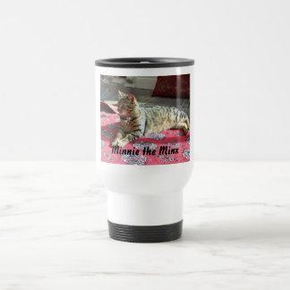 Cat Products: Minnie the Minx Coffee Mug