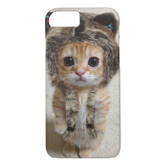 Cat Puppy will be iphone iPhone 8/7 Case