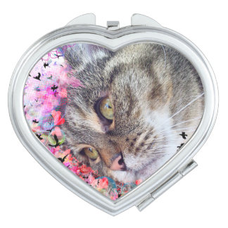 Cat Purfect Compact mirror