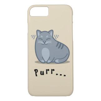 Cat Purr Phone Case