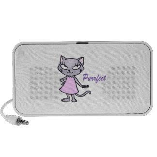 Cat Purrfect PC Speakers