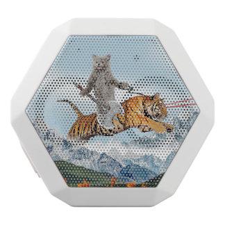 Cat Riding A Tiger