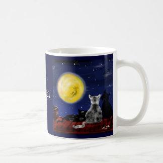 cat ` s moon… cup mug