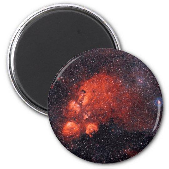 Cat's Paw Nebula NGC 6334 Magnet