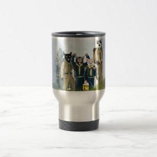 Cat Scouts Campfire Cocoa Travel Mug