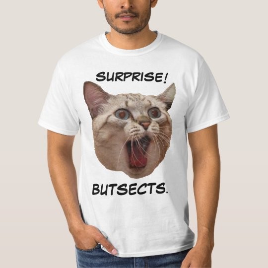 Cat Scream Butsects T-Shirt
