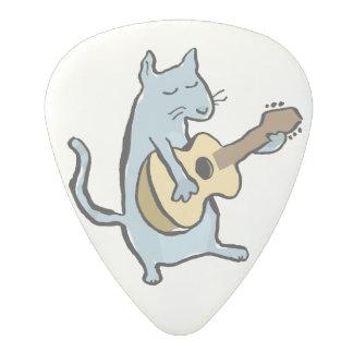 cat serenade polycarbonate guitar pick