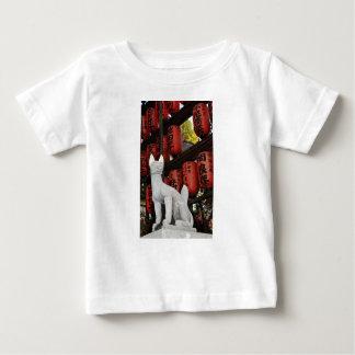 Cat statue in Tokyo, Japan Baby T-Shirt