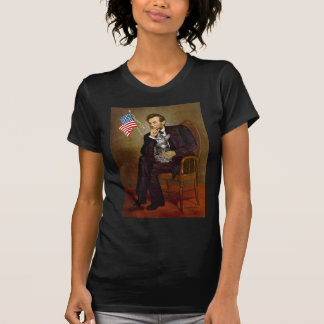 CAT (Tabby2) - Lincoln T-Shirt