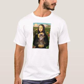 CAT (Tabby) - Mona Lisa T-Shirt