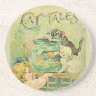 Cat Tales Coasters