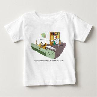 Cat Talk Baby T-Shirt