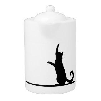 Cat Teapot 01