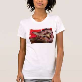 cat tee-shirt yoda