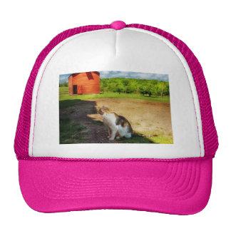 Cat - The Mouser Trucker Hat