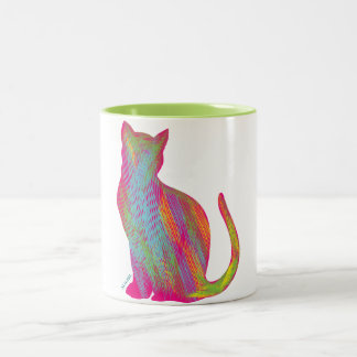 Cat-titude Coffee Mug