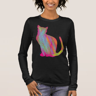 Cat-titude Long Sleeve T-Shirt