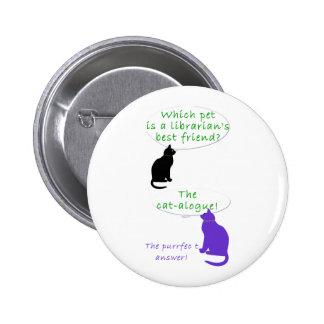 Cat-toons Pin