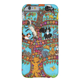 Cat Tree of Life 2 Barely There iPhone 6 Case