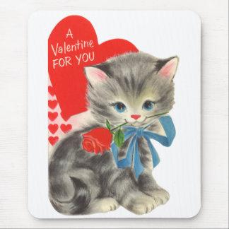 Cat Valentine Mouse Pad