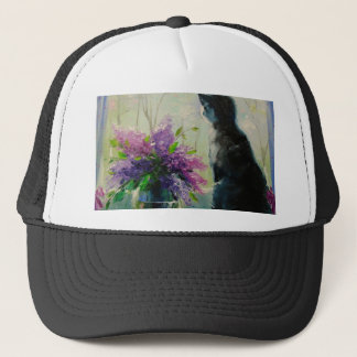 Cat Vaska Trucker Hat