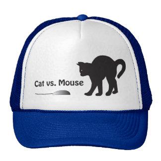 Cat vs. Mouse Cap