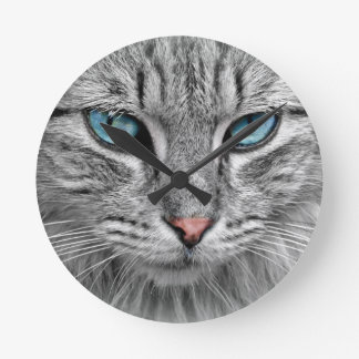 Cat Wallclock