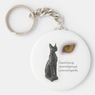 Cat Were Gods Keychains