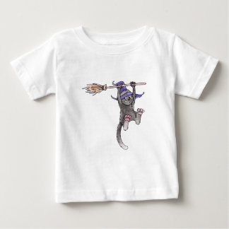 Cat Witch Infant T-shirt