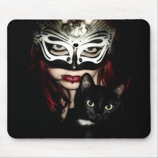 CAT WOMAN Mousepad