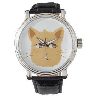 Cat Wrist Watch