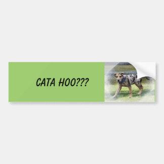 CATA HOO??? BUMPER STICKER