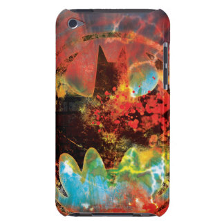 Cataclysmic Bat Logo Barely There iPod Cases